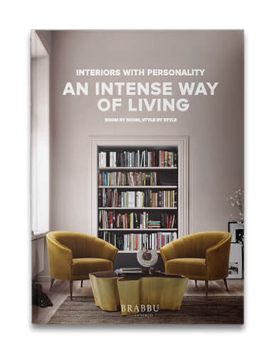 Interiors With Personality Mid-Century Style by Rug'Society