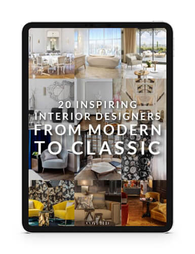 20 Inspiring Interior Designers - From Modern to Classic by Rug'Society