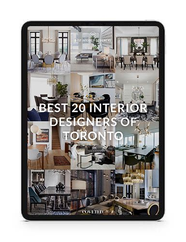 Best 20 Interior Designers of Toronto by Rug'Society
