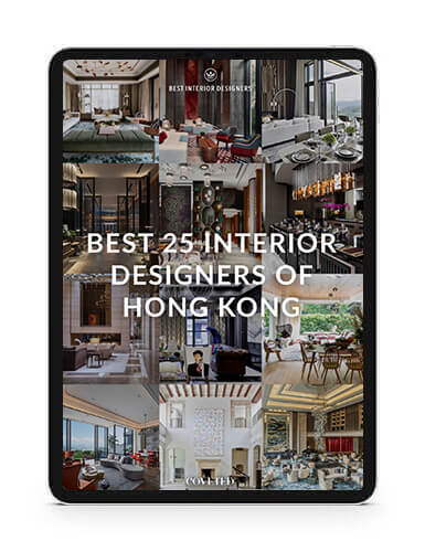 Best 25 Interior Designers of Hong Kong by Rug'Society