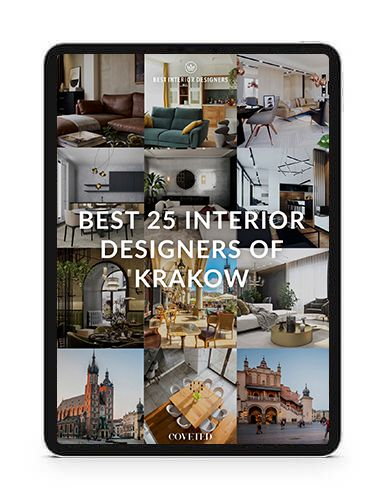 Best 25 Interior Designers of Krakow by Rug'Society