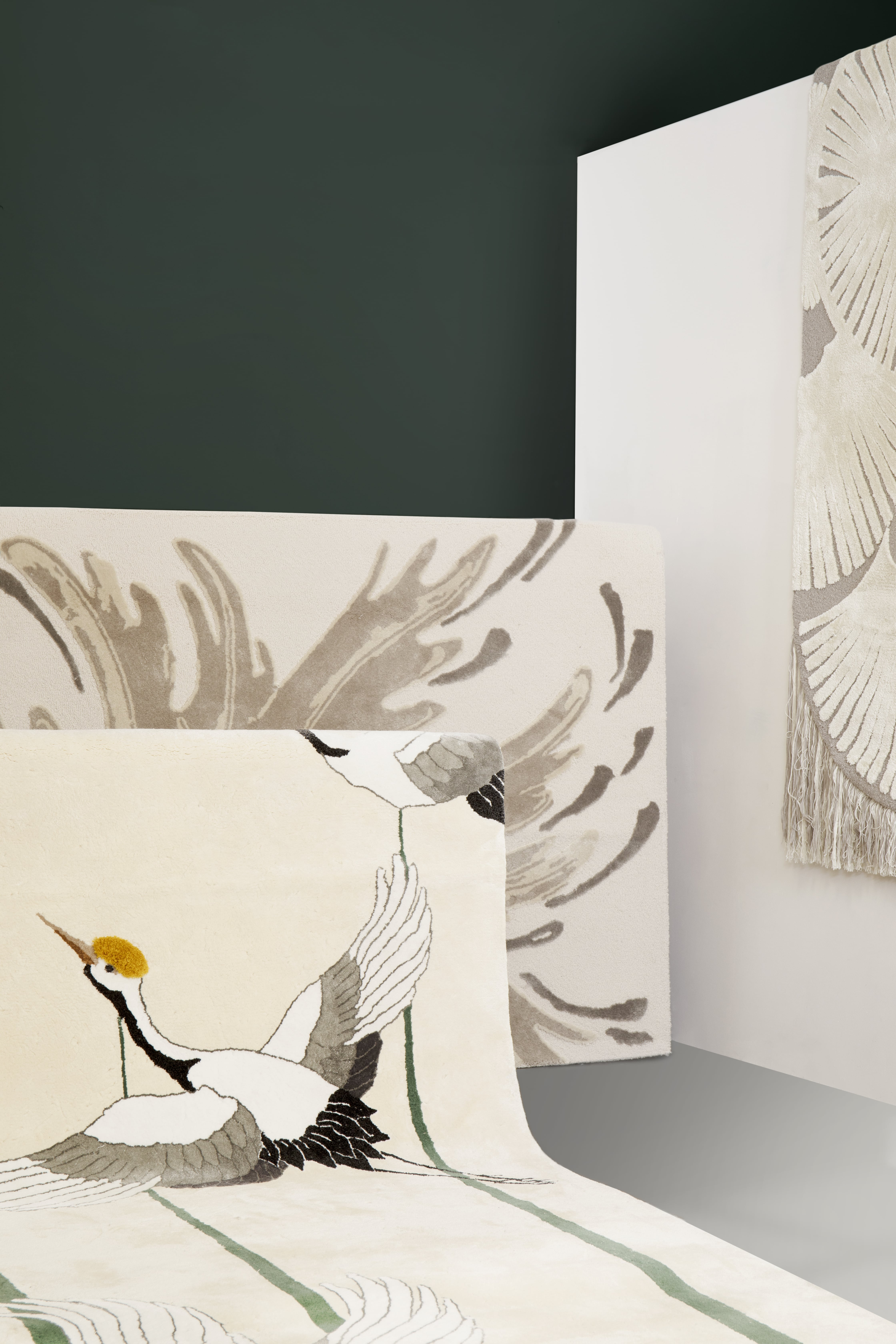 Rug'Society DÊCO, NEPTUNO and HERON Rugs Gallery by Rug'Society