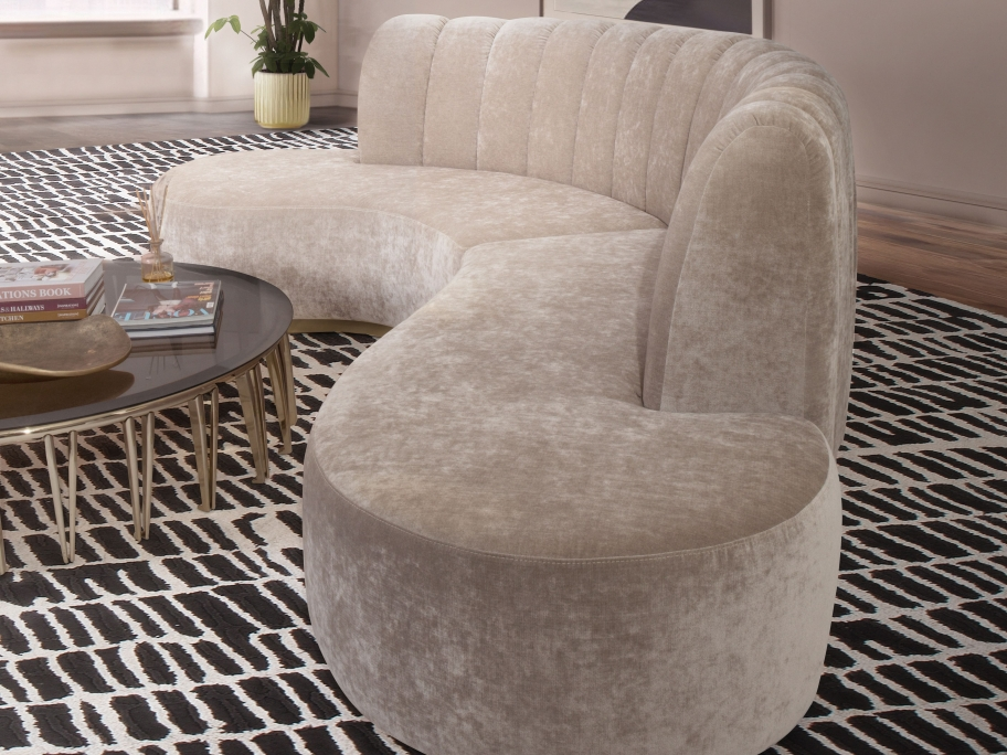 Rug'Society Neutral COLL Living Room by Rug'Society