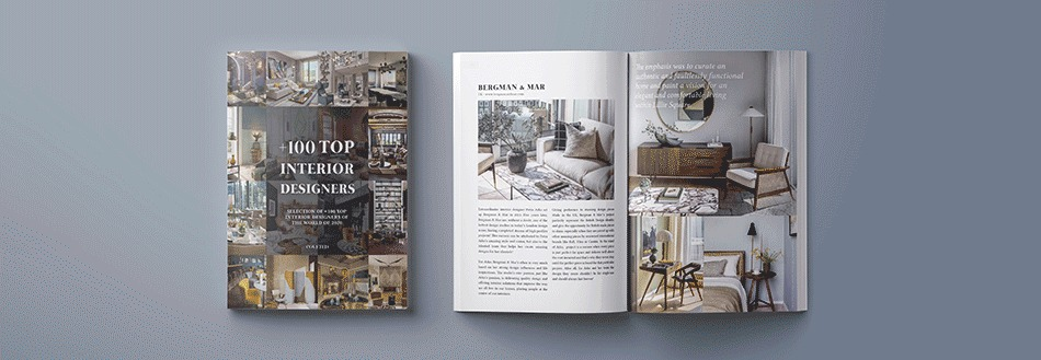 E-book 100 Top Interior Designers