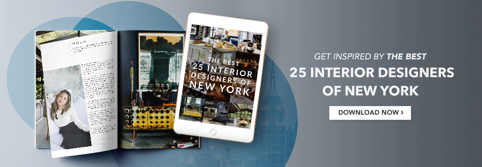 E-book Top 25 Interior Designers of New York