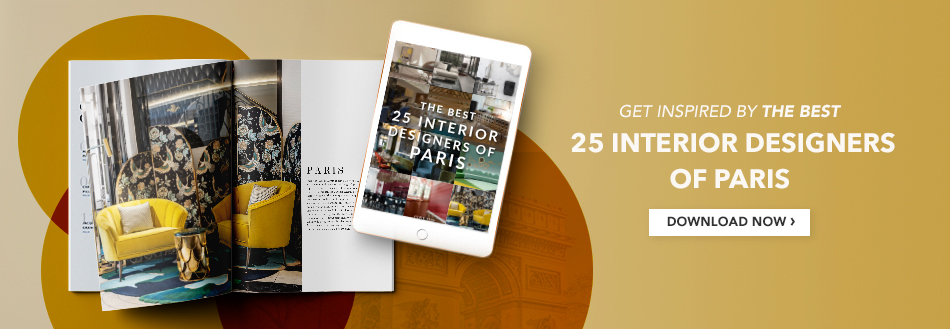 Ebook -  Top 25 Interior Designers Paris