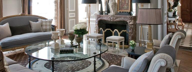 Jean Louis Deniot   Gorgeous Modern Rugs Design Projects