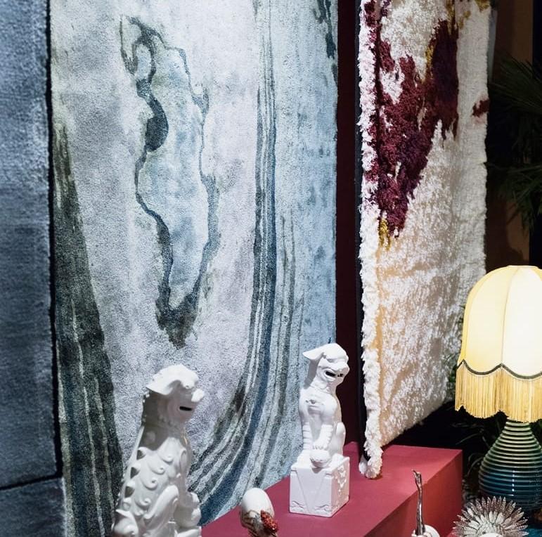 Maison et Objet Paris: Tapestry Lovers club | RUG'SOCIETY BLOG