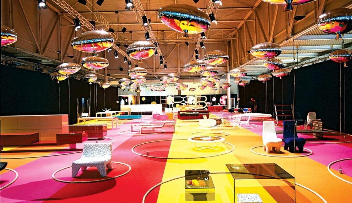 Super Design Show at Milan Design