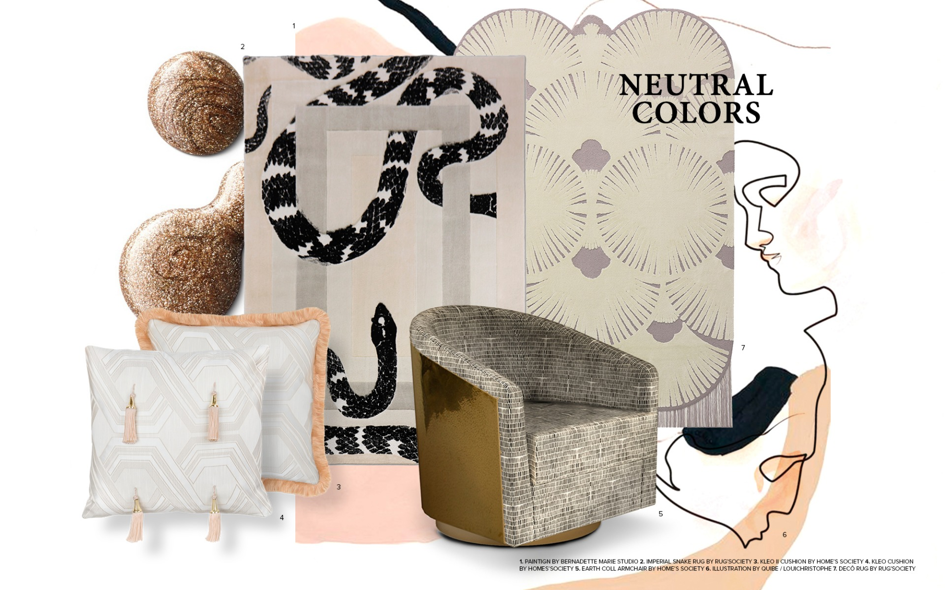 Neutral Colors Trends 2019