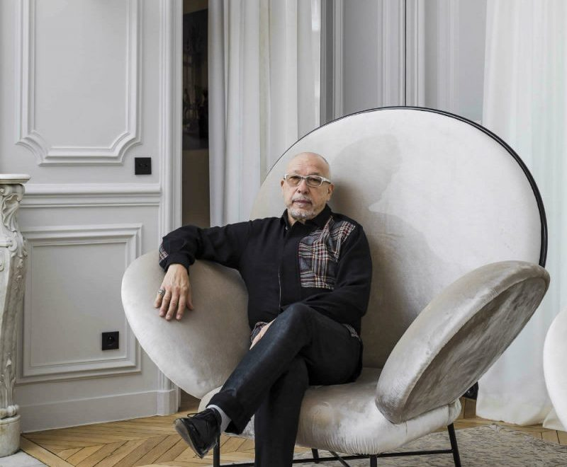 Gérard Faivre, The Eccentricity Behind Luxury Interior Design