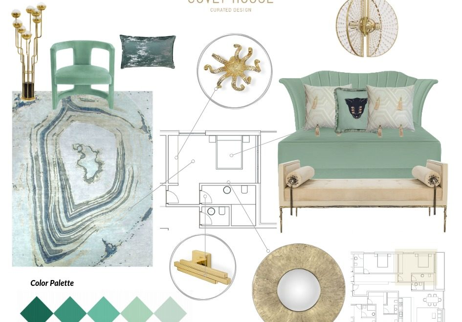 4 Colourful Moodboards to Inspire You