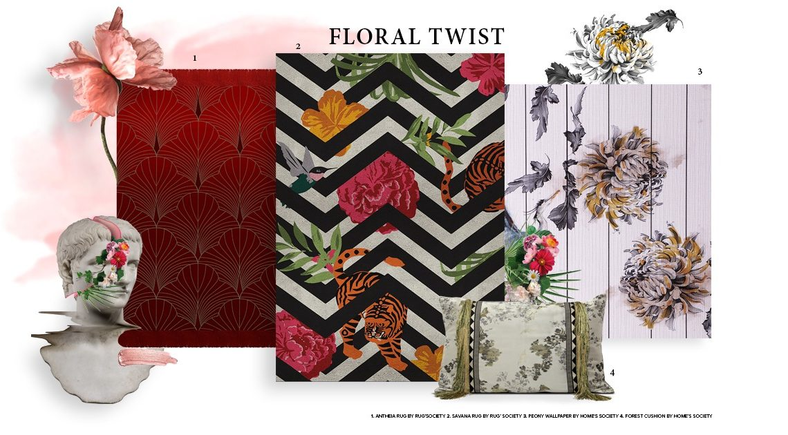 Floral Twist – Trends 2019