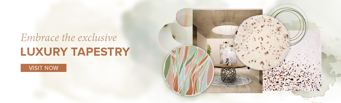 Luxury Tapestry [object object] 2019 Must-Haves For Interior Design banner blog