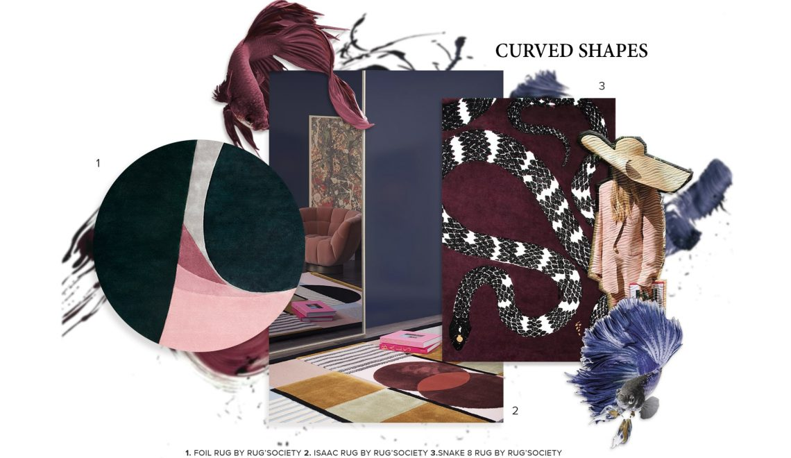 Curved Shapes – Trends 2019