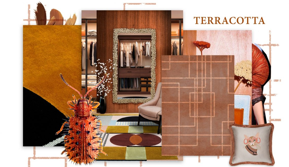 Terracotta – Trends 2019