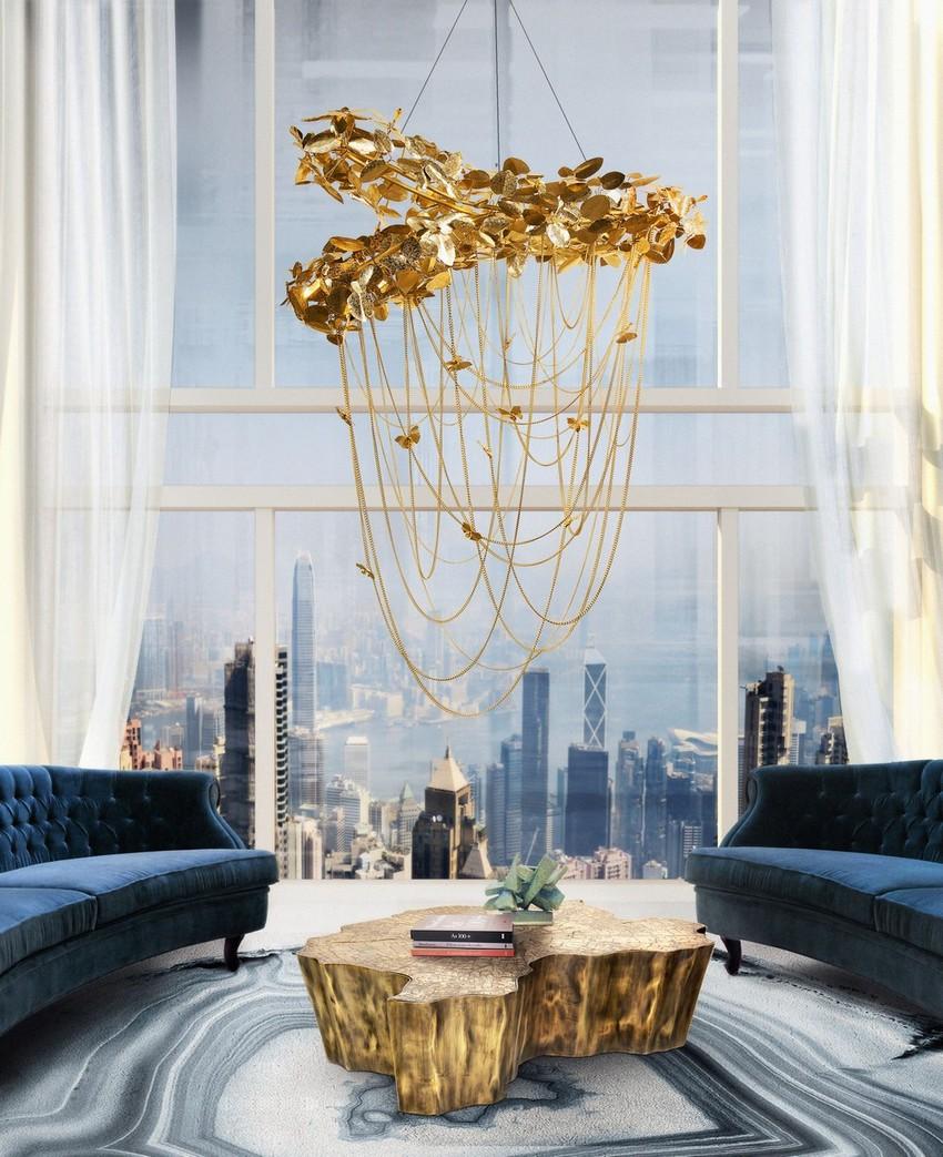5 Classic Blue Living Room Ideas
