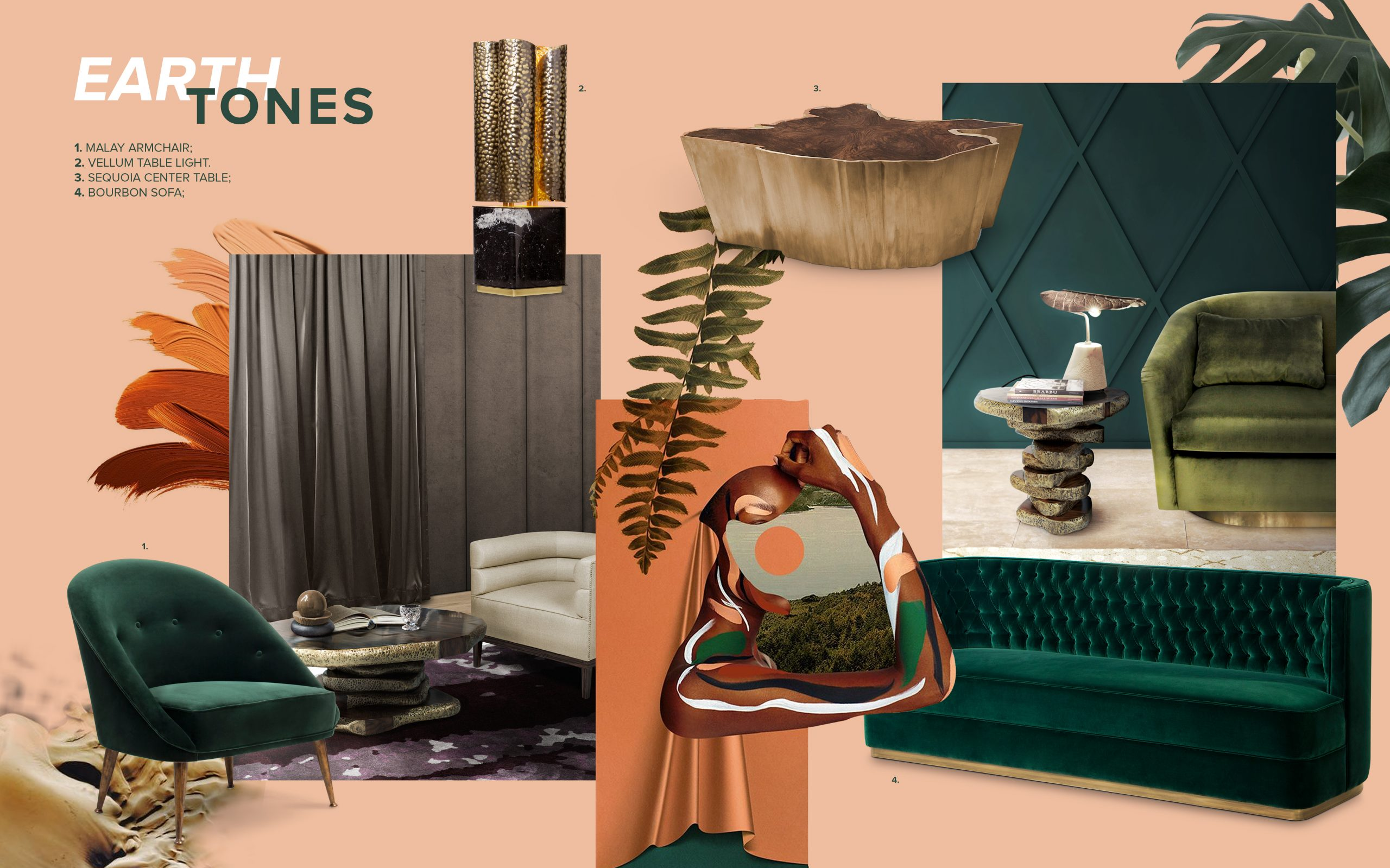Moodboard Trends For Interior Design