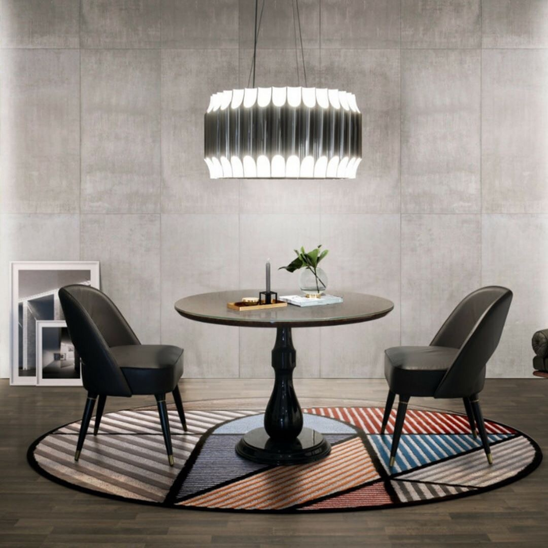 6 Round Rugs To Inspire You