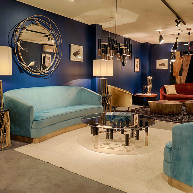Covet Paris: Get Inside of This Luxury Showroom