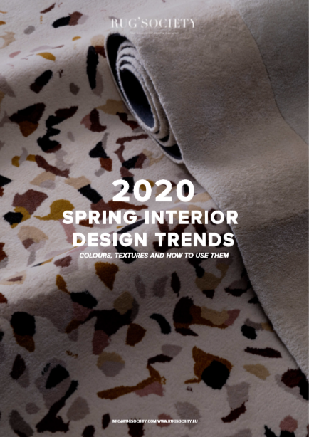 Rug'Society Free Ebook - Discover The Best Spring Trends
