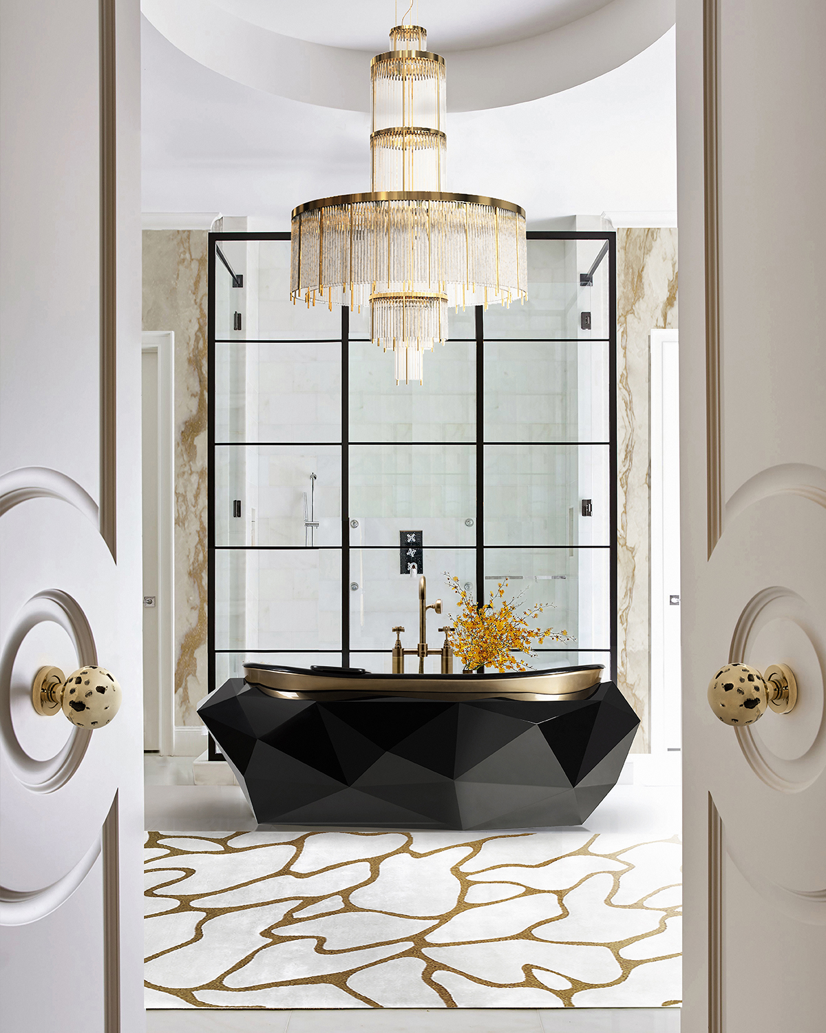 5 Rugs For A Perfect Bathroom Design