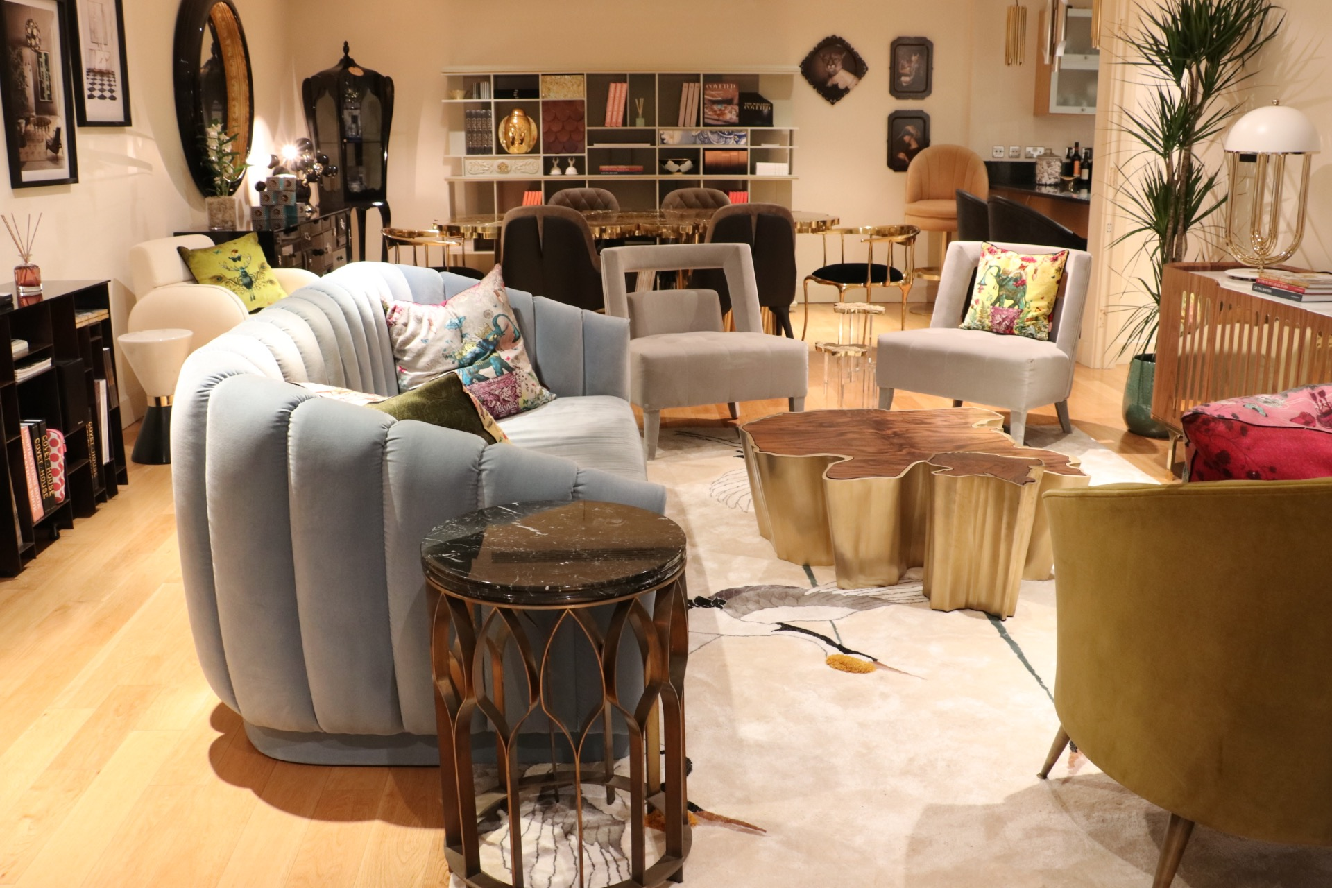 Covet London: Get An Amazing Design Experience