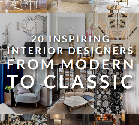 Modern Classic Style – Discover the Ebook With a Selection of Top Interior Designers