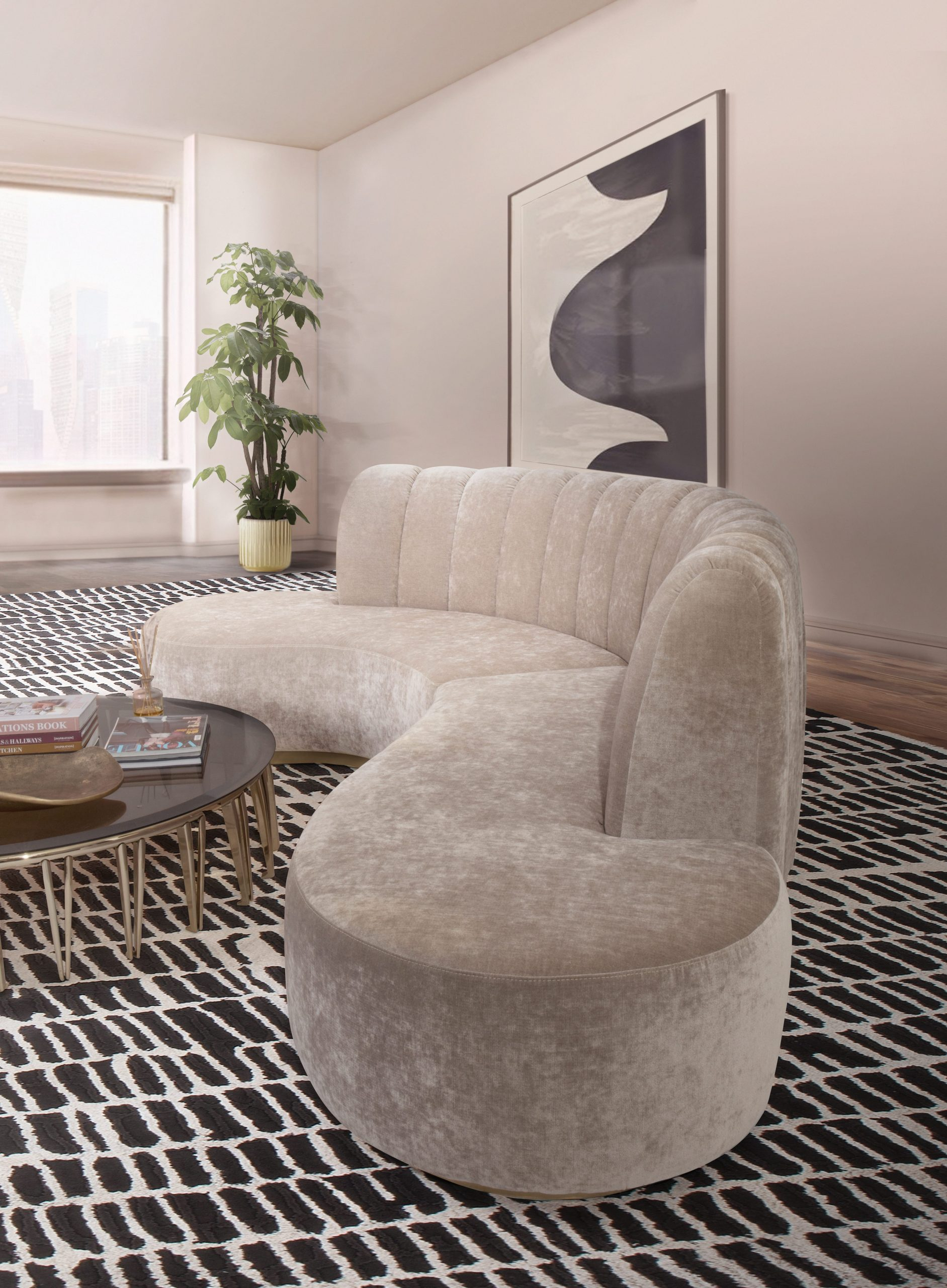 5 Rugs To Create A Minimalist Style