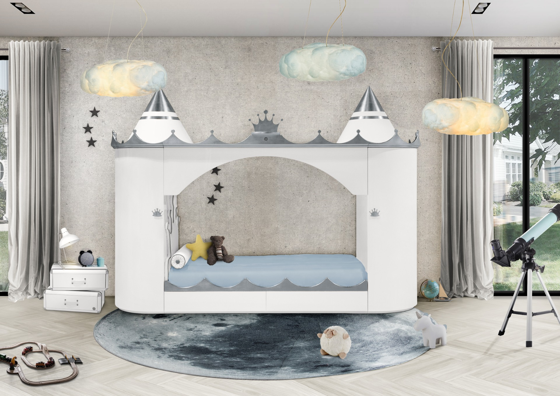 5 Rugs For Your Kid's Bedroom