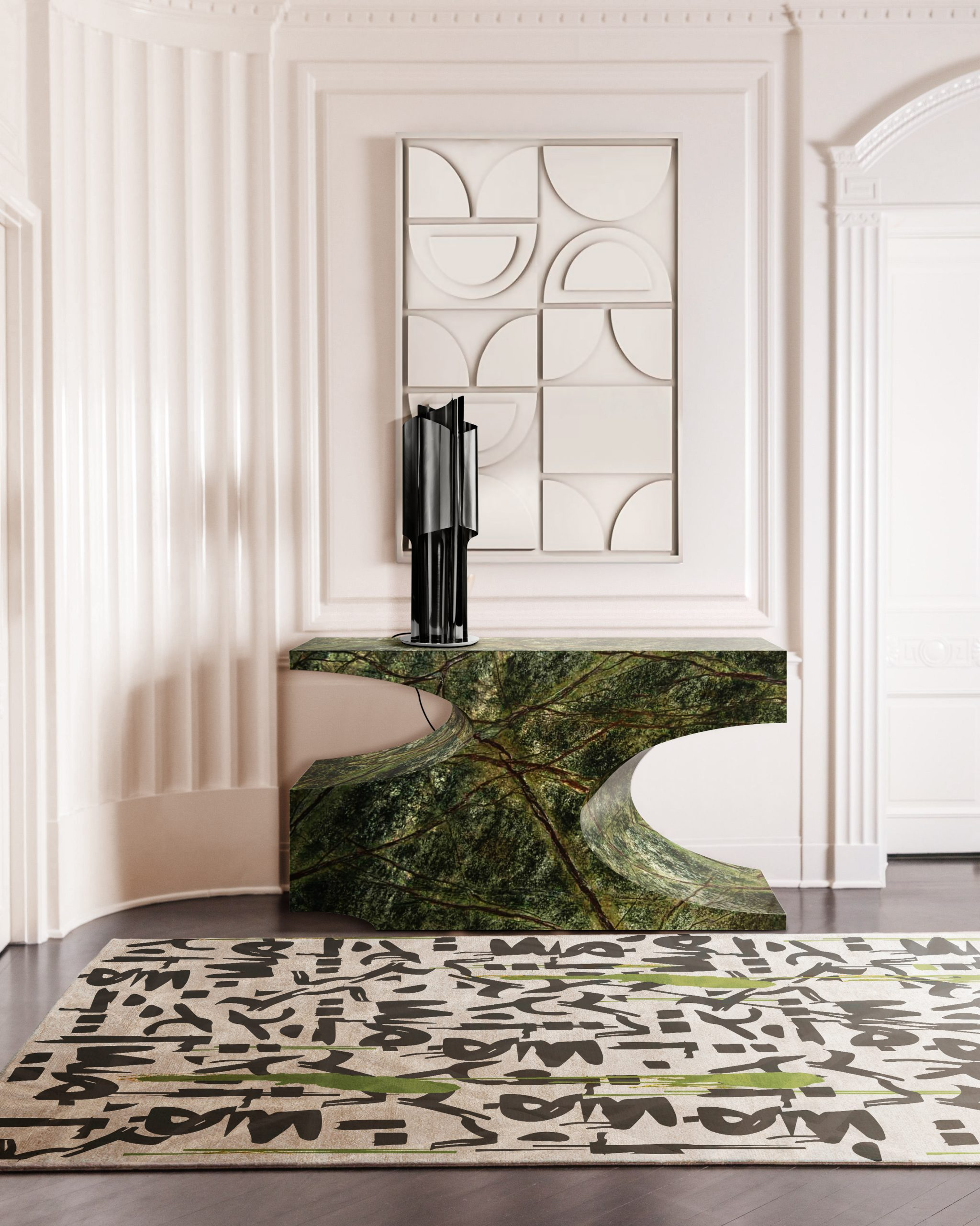 Entryways and Rugs: The Match-Made in Heaven Inspiration