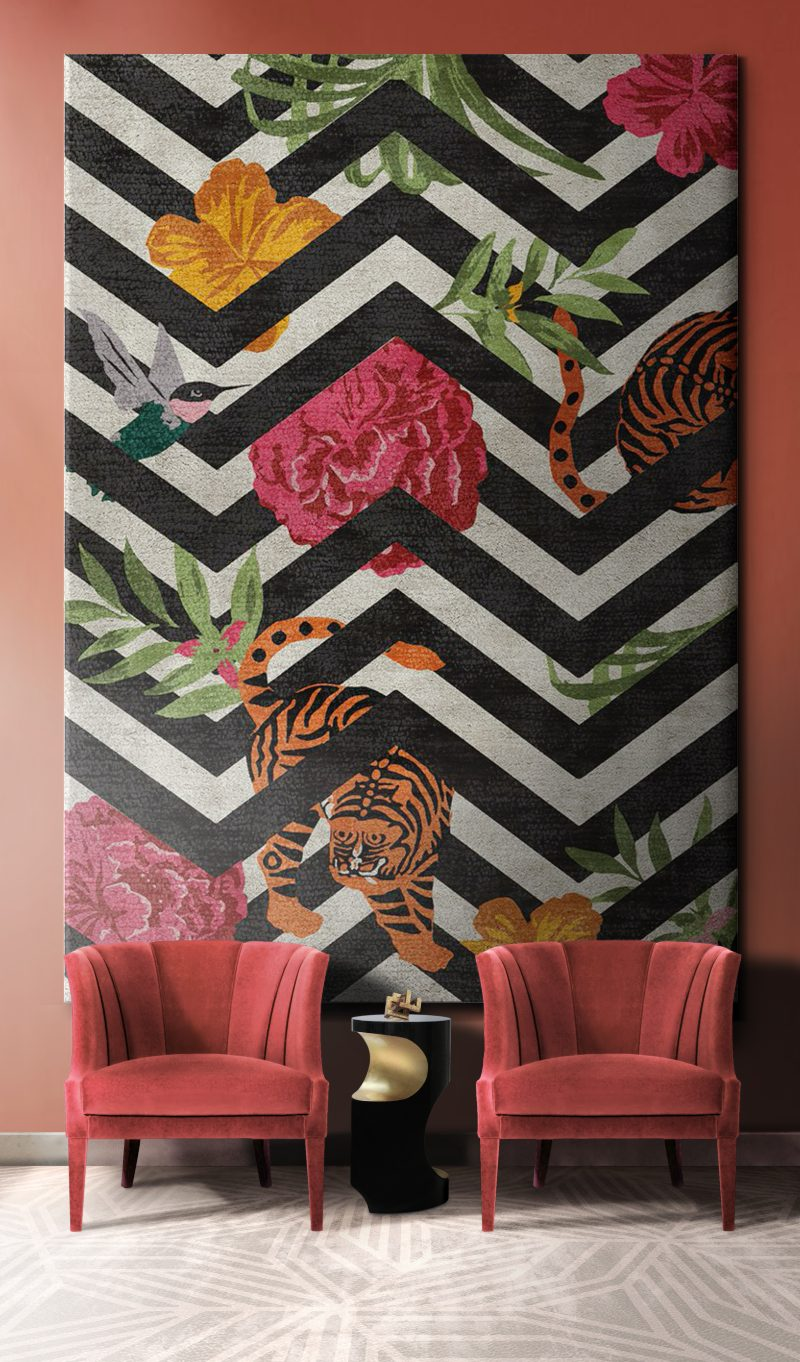 Modern Rugs Decor - The New Inspirational Images by Rug'Society