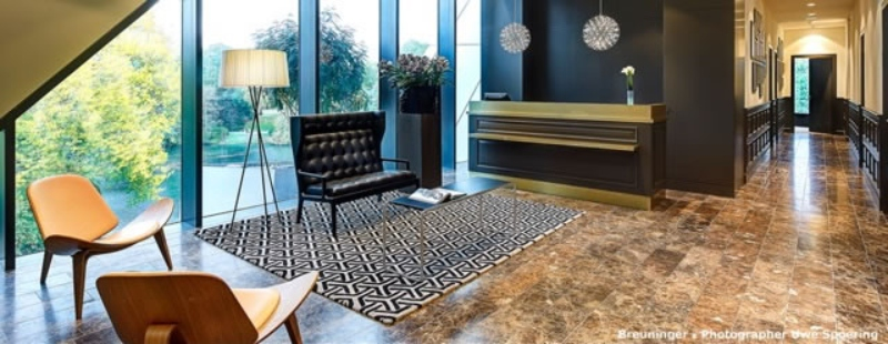 Kitt Interiors, Supplying Elegant Full-Service Designs from Ireland