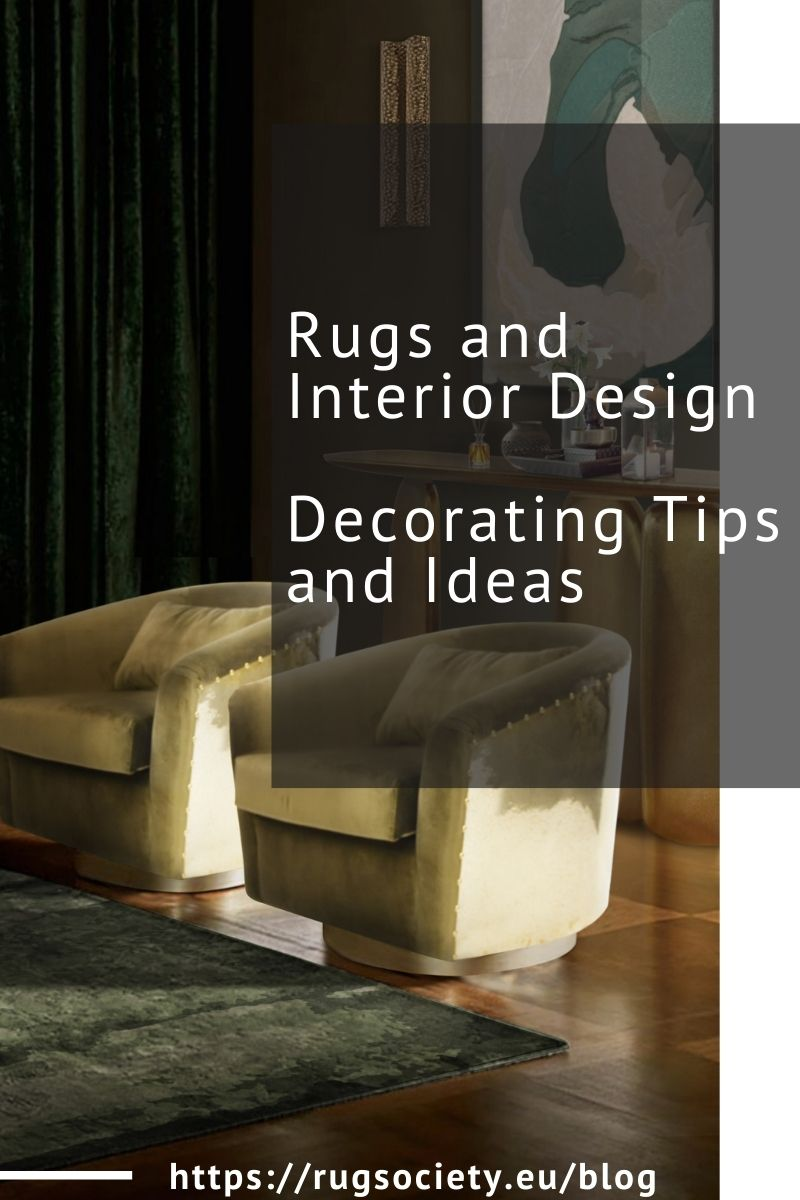 Rugs and Interior Design, Decorating Tips and Ideas