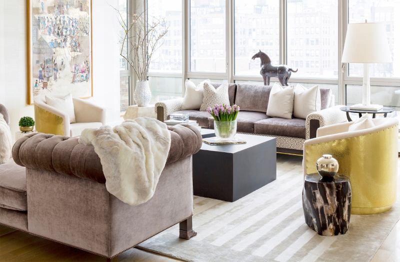 NYC Interior Designers, The Top 20 Rug Designs