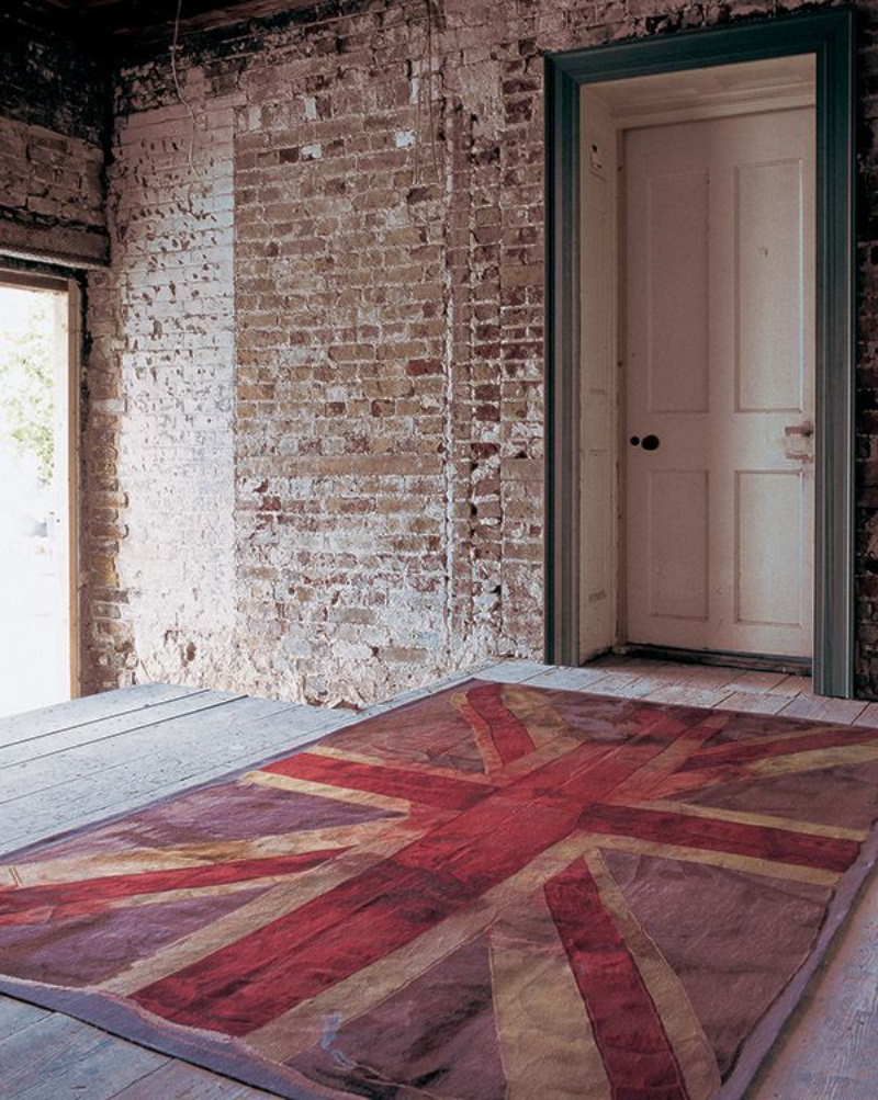 Vivienne Westwood, Iconic and Timeless Rug Designs