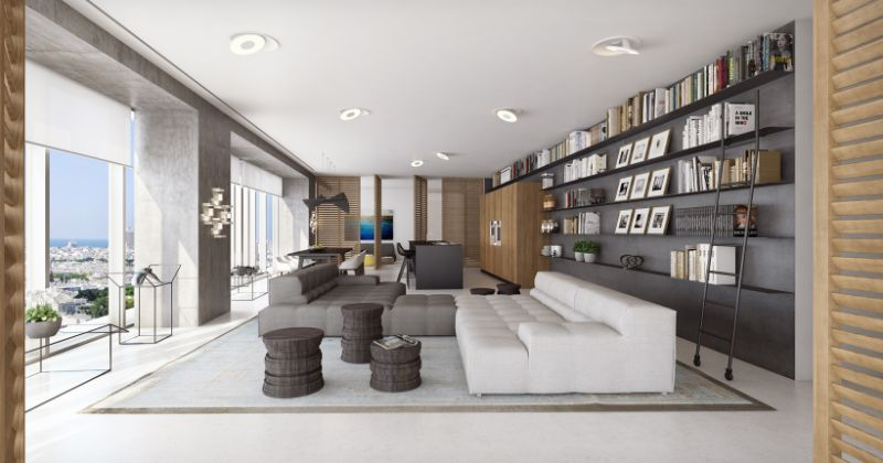 Tel Aviv-Yafo Interior Designers, A Wonderful Top 20 List