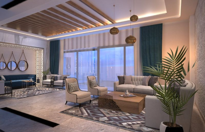 Amazing Inspiration from Tunis, 20 Interior Design Projects interior design projects Amazing Inspiration from Tunis, 20 Interior Design Projects Tunis Interior Designers A Fabulous Top 20 2 1