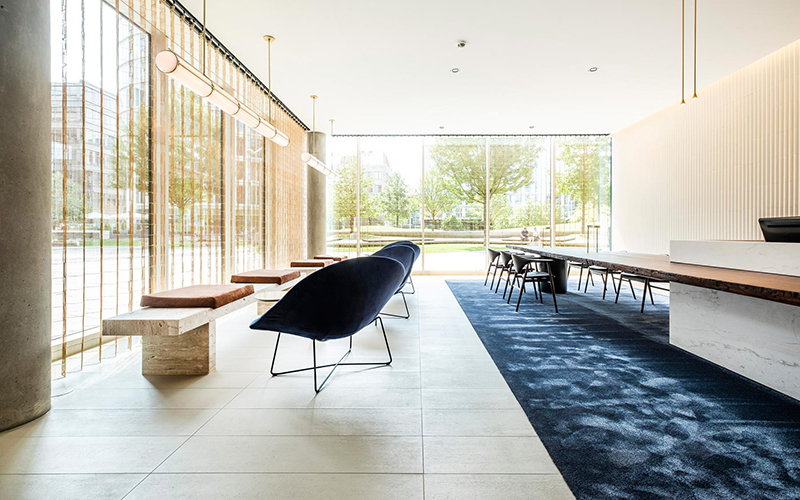 Artistic Rugs with Top 20 Interior Designers from Hamburg