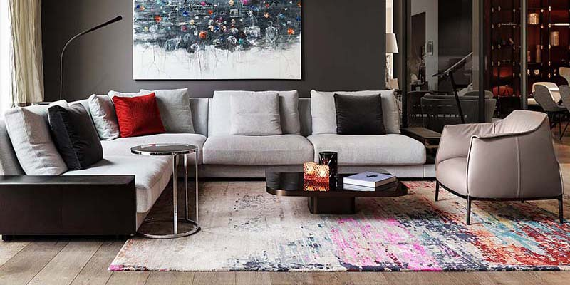 Aesthetic rugs ideas from the finest 15 Hamburg Showrooms