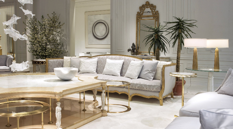 Monaco Haute Couture Home Showrooms