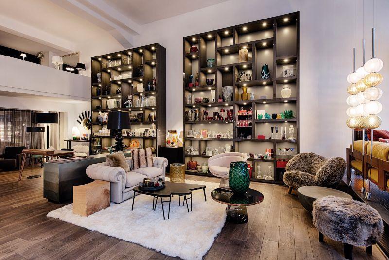 Top 10 Design Stores & Showrooms In Zurich