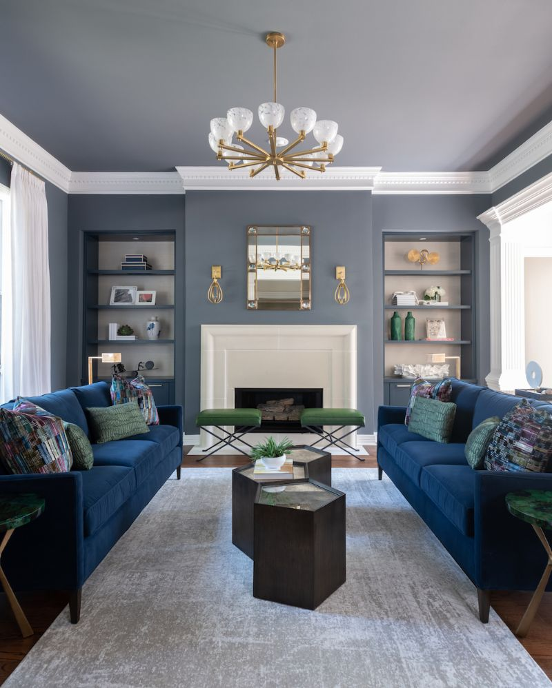 20 Impressive Interior Design Projects from Dallas