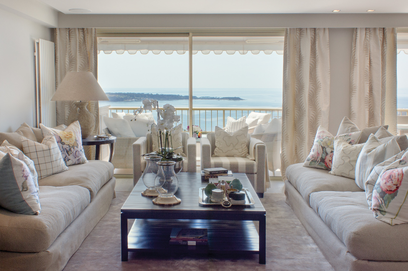 Fantastic Interior Design Projects in CANNES