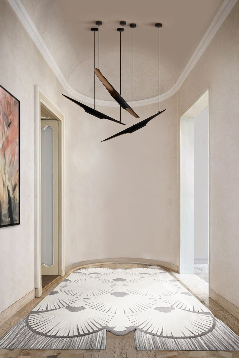 Irregular Shape Rugs, Give an Extra Touch of Uniqueness to Your Home