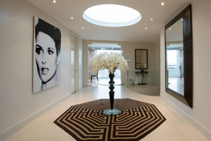 Inspirational rugs ideas with the finest London Interior Designers