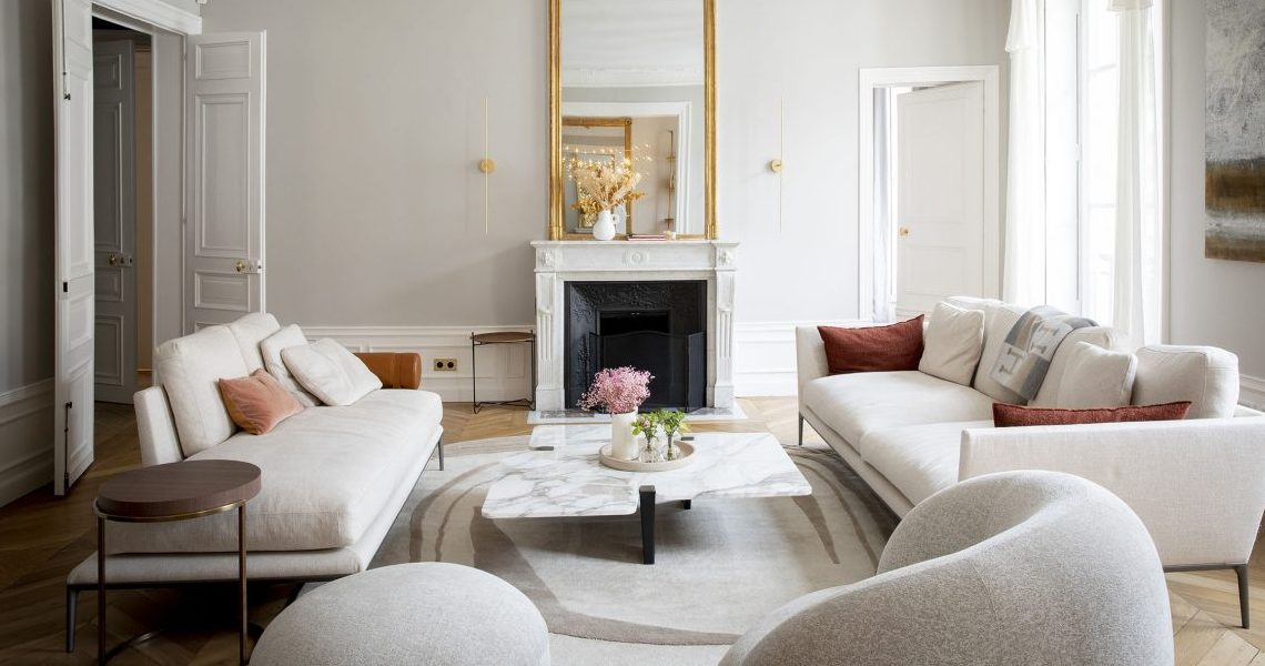 Interior Designers: The Best of Paris