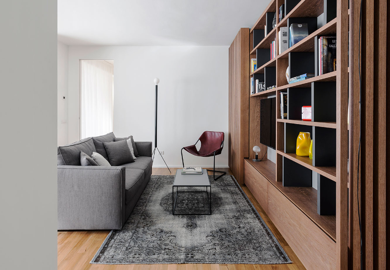 Modern Projects with Inspiring Rugs by Nomade Architettura e Interior Design