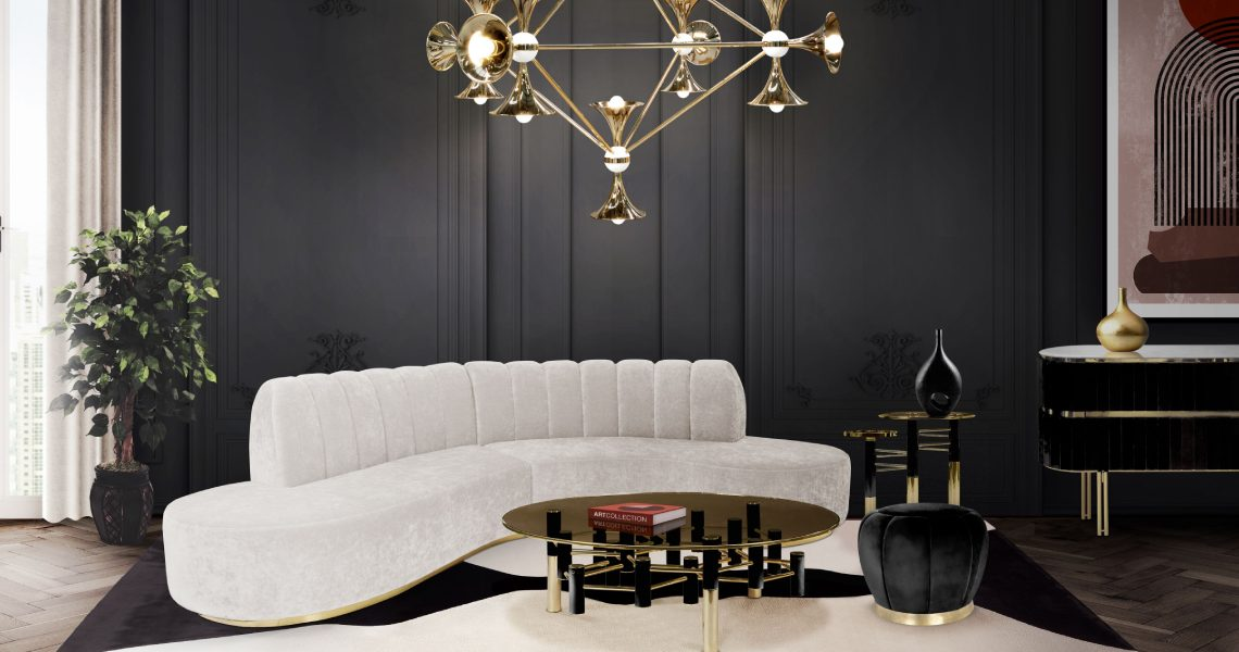 Monochrome Rugs, 5 Rug Ideas For Living Room