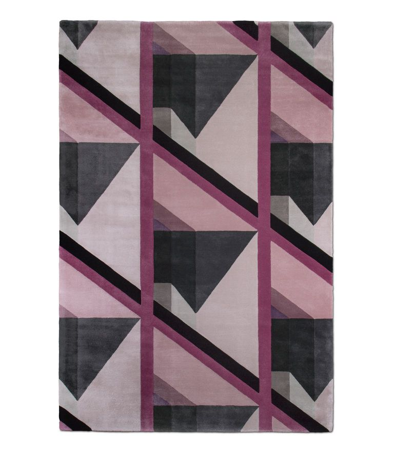 Susy Rug - 5 Mid-Century Modern Rugs Idea To A Colorful Interior Design